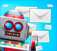 Don't answer emails like a robot