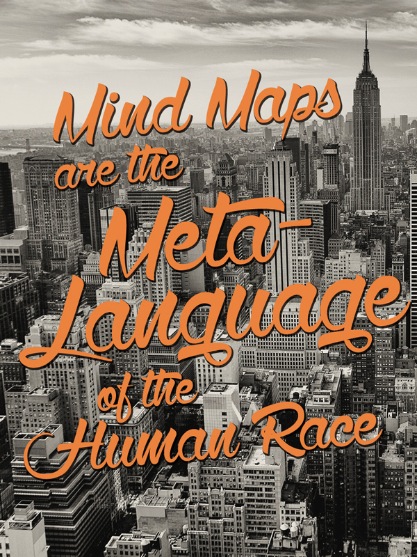 Mind Maps are the meta-language of the human race