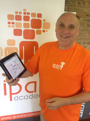 Steve Molyneux, ThinkBuzan Licensed Instructor,